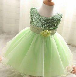 Το φόρεμα είναι εορταστικό