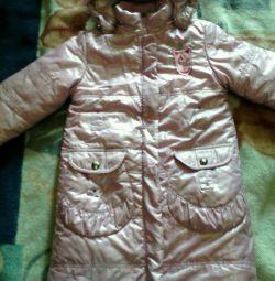 куртка 128р