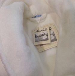 Великолепный махровый халат Италия,