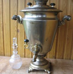 Samovar fired from the USSR 1920's