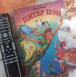 Book Peter Pan Disney 112str