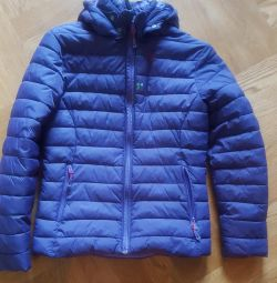 Kızlar için aşağı ceket