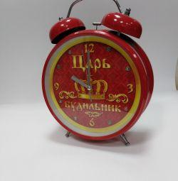 Huge alarm clock