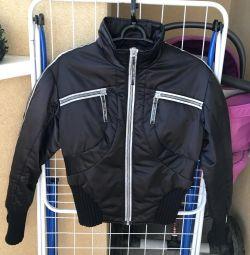 Куртка демісезонна р.42