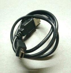 Μίνι καλώδιο USB