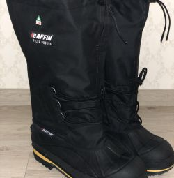 New boots Baffins for men 42 and 38