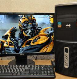 4-Core Comp L / C 24-Inch / 8Gb / GeForce-2Gb