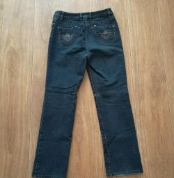 Jeans Warm and Wool