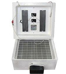 Incubatorul Cenusareasa 70 de oua (220V) automate