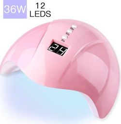 Lamp for manicure 36w