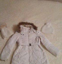 Palton înveliș pentru primăvară / iarnă caldă