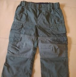 Trousers on 1-1.5