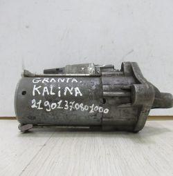 Starter Lada kalina 2 / Lada Granta oem 21901370801000 (fisură mică) (SKL-3)