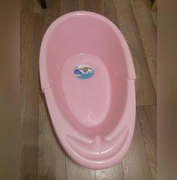 Μπάνιο για μπάνιο μωρών