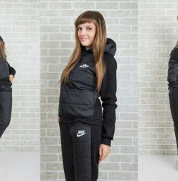 A new tracksuit. 50 size