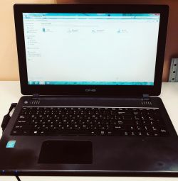 Notebook DNS C15B (core i5 / 4core / GeForce GT745M)