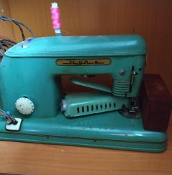 Electric sewing machine Tula