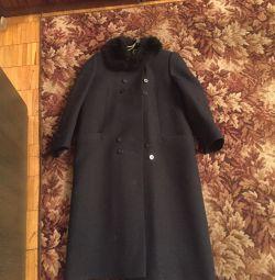 Пальто зимове нове