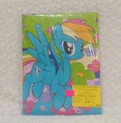 Nevresim takımı Little Pony (çocuk odası)