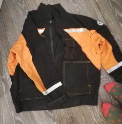 Jachete de vara pentru salopete