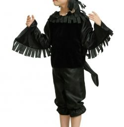 Costum de corb
