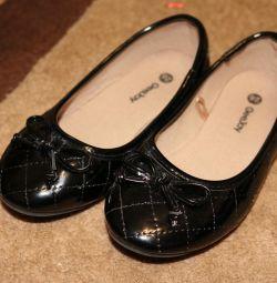 Mükemmel durumda şık HM ayakkabılar.