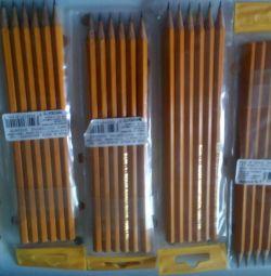 олівці Чорнографітові