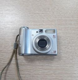 Canon PC1184 Camera