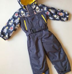 New Overalls Orby