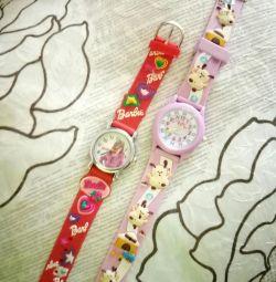Годинники для дівчинки
