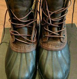 Непромокаемые ботинки SOREL 43 размер