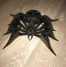 Spider casket