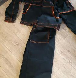 Overalls suit, summer