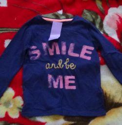 Kız F & F için Bluz