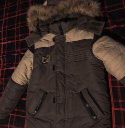 Winter jacket p. 128