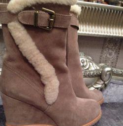 Χειμερινές μπότες Santini