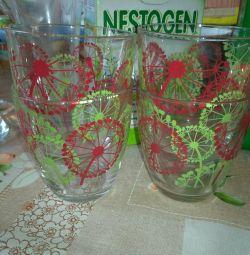 Glasses 4pcs