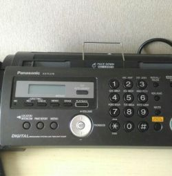 TeleFon FAX Panasonic. KH-FC278
