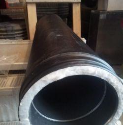 Pipe chimney Schiedel Permeter. Chimney element