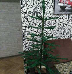 Christmas tree of the USSR + star