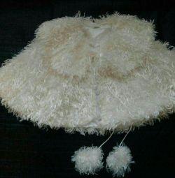 Κάλτσα γούνας NEW μέγεθος 28,34,36