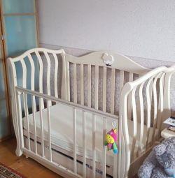 Baby Italia Andrea VIP кроватка Италия 🇮🇹