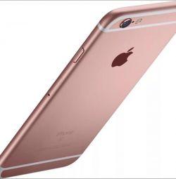 Новий айфон 6 s Plus