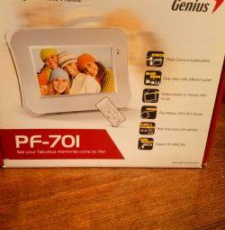 Cadru fotografic digital Gnius PF-701 (nou)