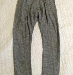 Pants 140-146r. ZARA for a boy. (new)