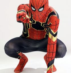 Carnival costume Spider-Man Armor