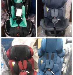 New Lorelli car seat up to 36 kg