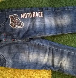 jeans for a boy 2-3 years