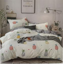 New Double Bed Set