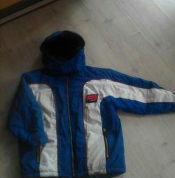 Куртка демі дитяча